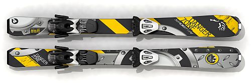 Sporten dětské sjezdové lyže DANGERZONE 16/17 set Tyrolia SLR 4.5 Barva, typ:: Sporten Dangerzone + Tyrolia SX 4.5, Délka (cm):: 70