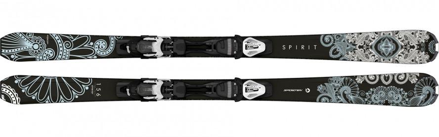 Sporten sjezdové lyže Spirit 15/16 set deska vázání Tyrolia PR 11 Barva, typ:: Sporten Spirit set, Délka (cm):: 140