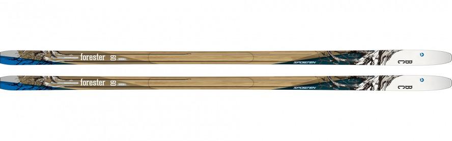Sporten běžky Forester (15/16) Délka lyží: 180, Typ skluznice: lisovaný protismyk - MgE