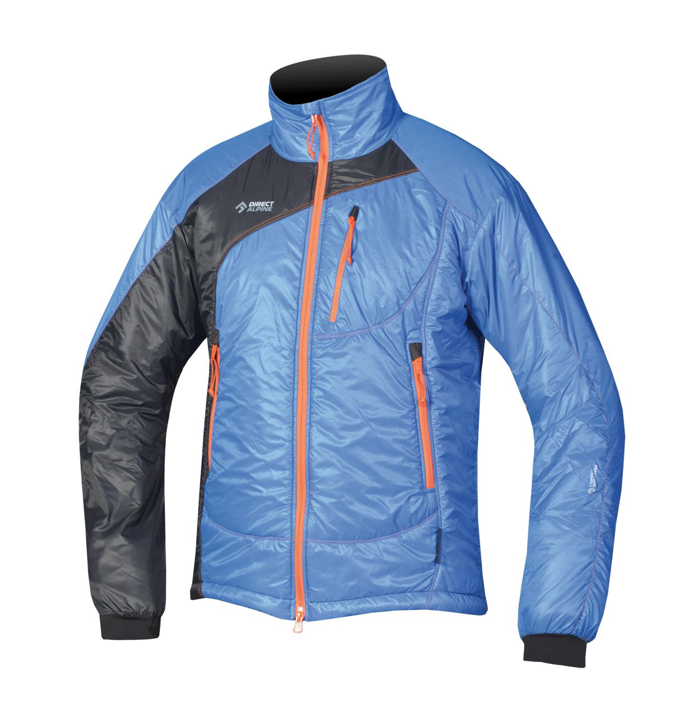 Direct Alpine bunda Belay 5.0 Barva: Modro černá, Velikost nebo typ: M