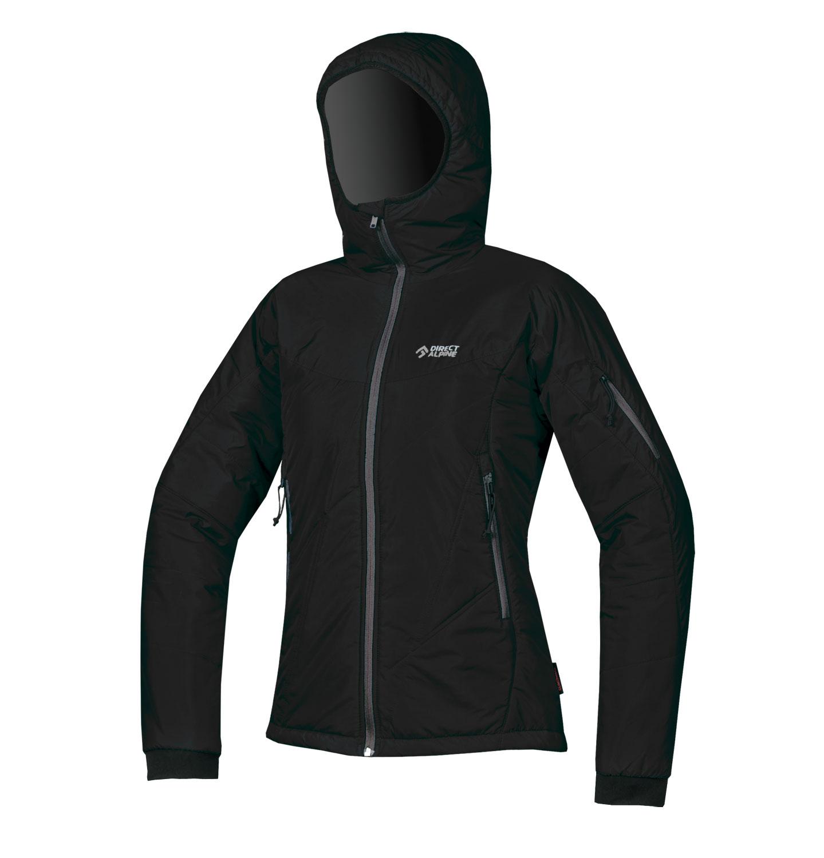 Direct Alpine bunda Denali Lady 5.0 Barva: černá, Velikost nebo typ: XL