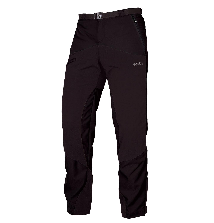 Direct Alpine kalhoty MOUNTAINER 4.0 Barva: černá, Velikost nebo typ: M
