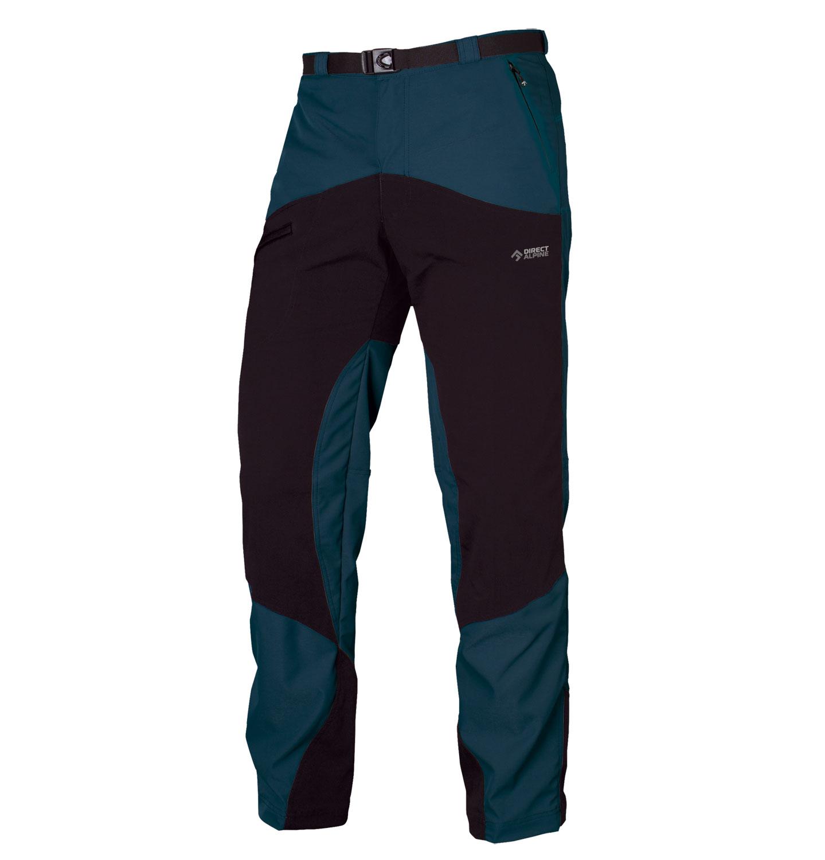 Direct Alpine kalhoty MOUNTAINER 4.0 Barva: Modrá, Velikost nebo typ: L (zkrácená)
