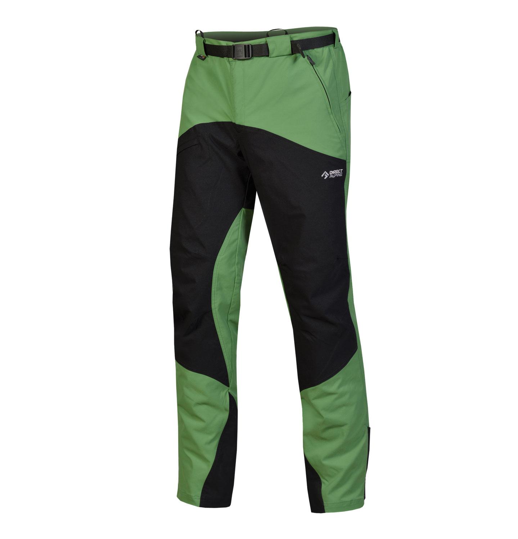 Direct Alpine kalhoty MOUNTAINER 4.0 Barva: zelená, Velikost nebo typ: XL