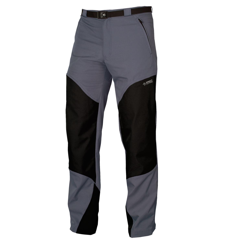 Direct Alpine kalhoty PATROL 4.0 Barva: šedá, Velikost nebo typ: L