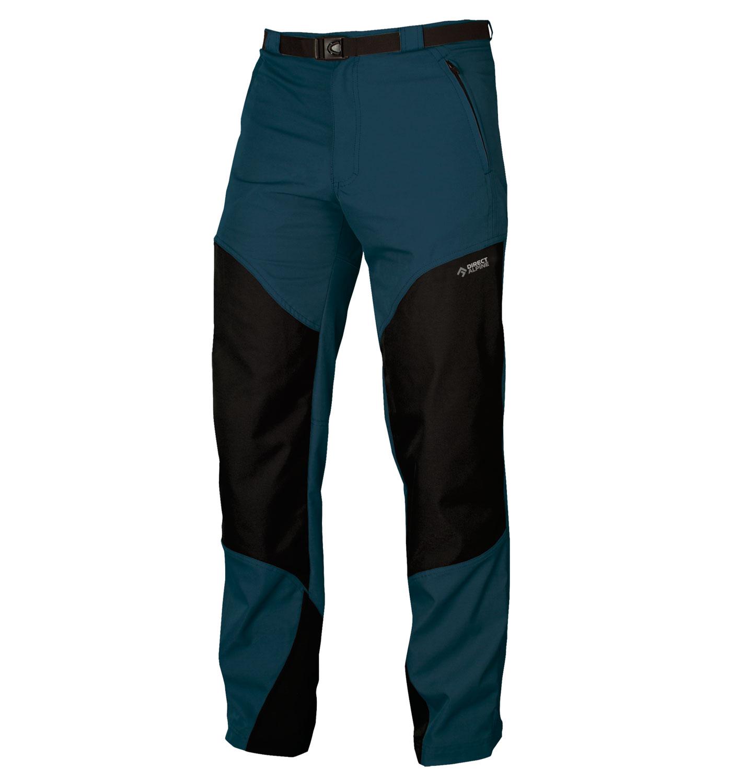 Direct Alpine kalhoty PATROL 4.0 Barva: šedo modrá, Velikost nebo typ: L