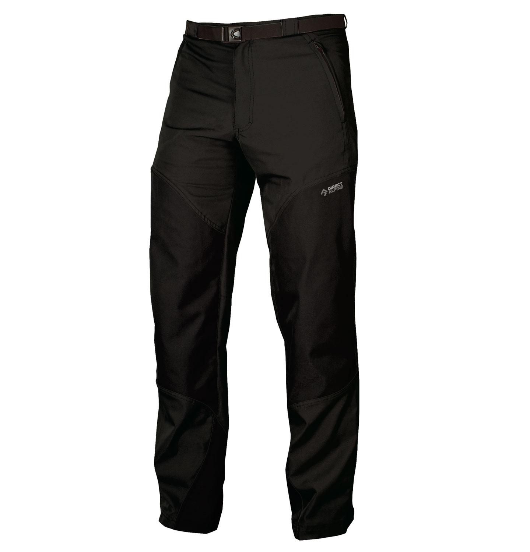 Direct Alpine kalhoty PATROL 4.0 Barva: černá, Velikost nebo typ: XL