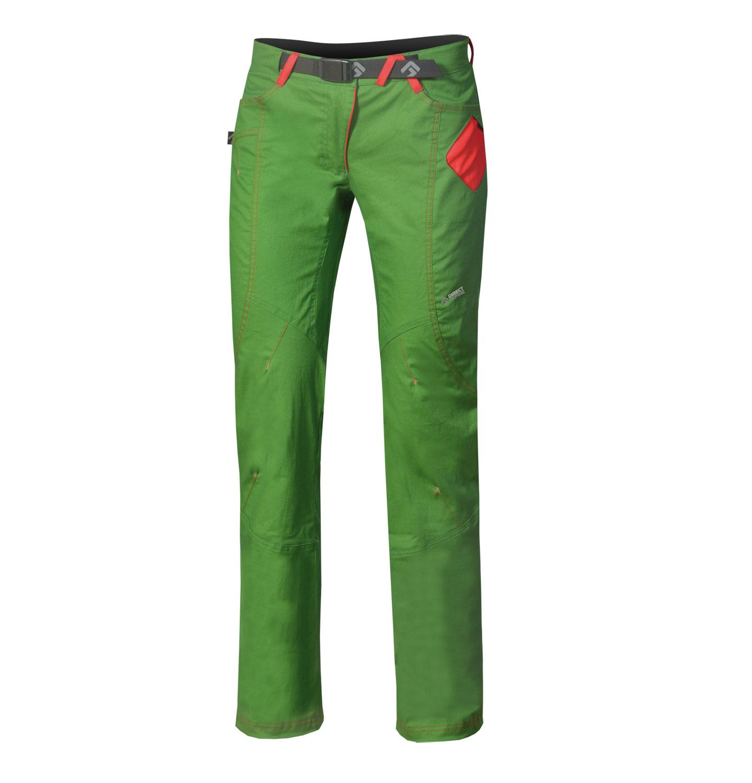 Direct Alpine kalhoty Yuka 1.0 Barva: zelená, Velikost nebo typ: L