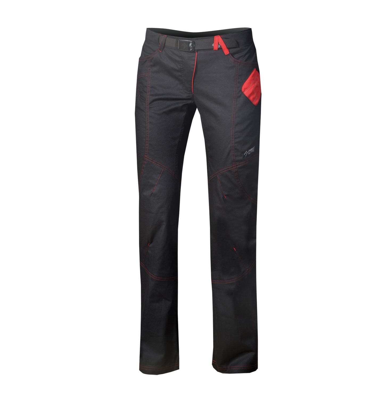 Direct Alpine kalhoty Yuka 1.0 Barva: černo červená, Velikost nebo typ: L