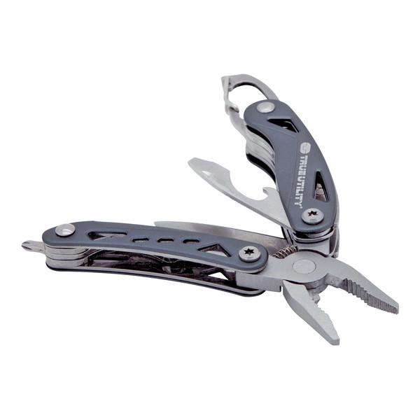 True Utility kapesní nářaďový nůž ClipMulti TU196