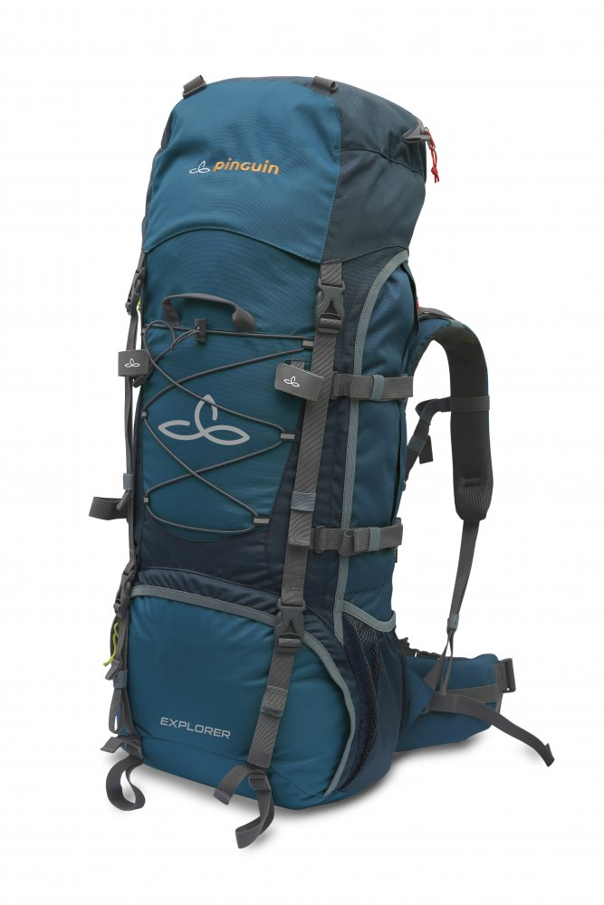 Pinguin batoh Explorer 100 Barva: Modrá