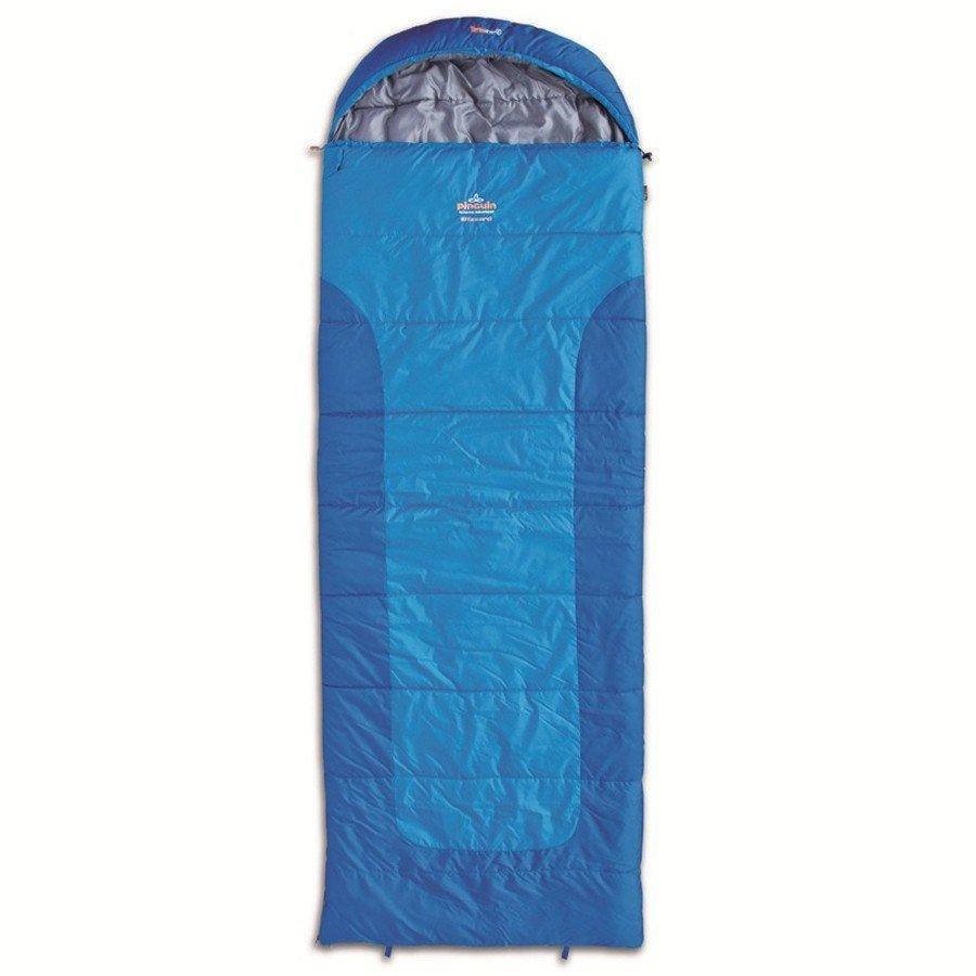 Pinguin spací pytel Blizzard wide Barva: Modrá, Zip: levý, Výška postavy: 195cm