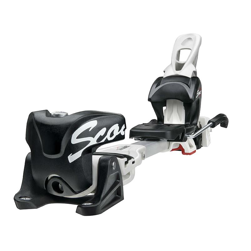 Diamir skialp vázání Scout 11 Rozměr vázání: XL (330 - 365mm), černá, Velikost brzdičky: 90 mm