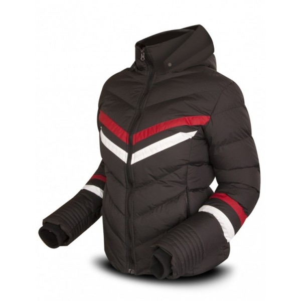 Trimm bunda Bella Stripes Barva: černá, Velikost nebo typ: L