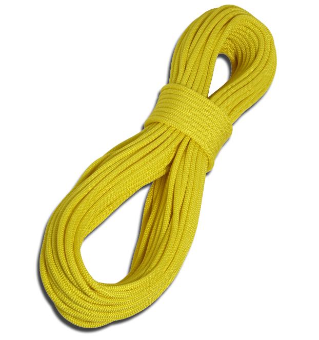 Tendon lano Lowe 8,4 Barva: žlutá, Délka (m): 200, Impregnace: Impregnace opletu a jádra
