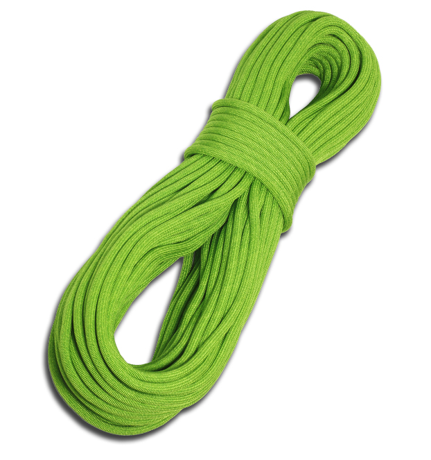 Tendon lano Hattrick 8,6 Barva: zelená, Délka (m): 200, Impregnace: Impregnace opletu a jádra