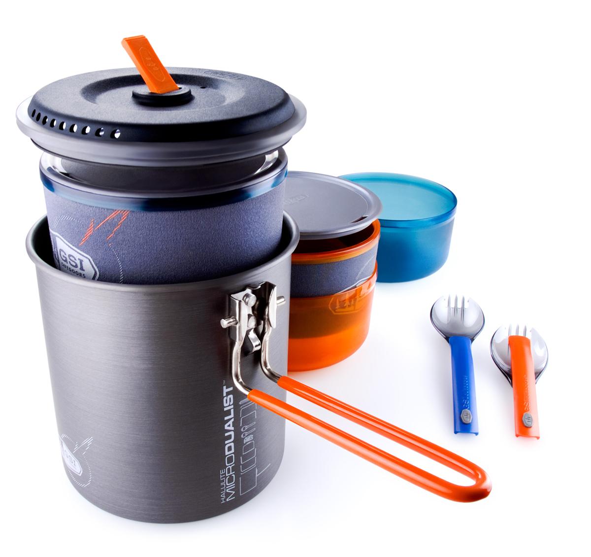 GSI Outdoors nádobí Halulite Microdualist