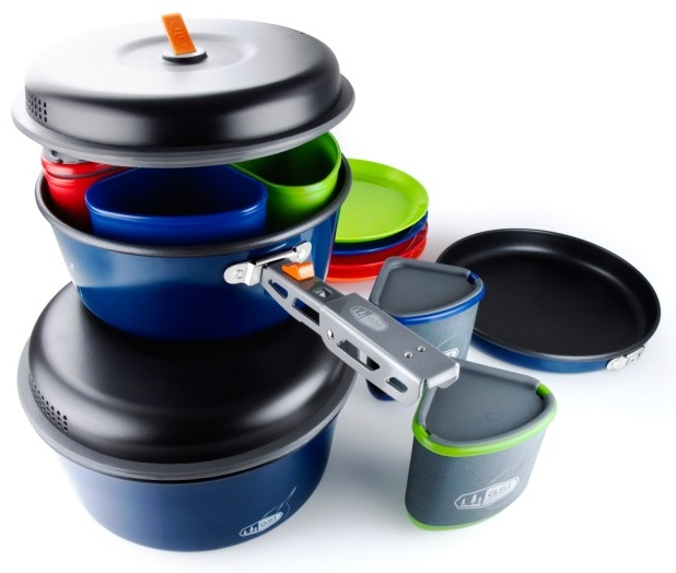 GSI Outdoors nádobí Bugaboo Camper