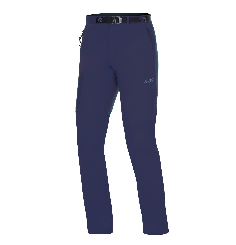 Direct Alpine kalhoty Cruise Barva: černá, Velikost nebo typ: S