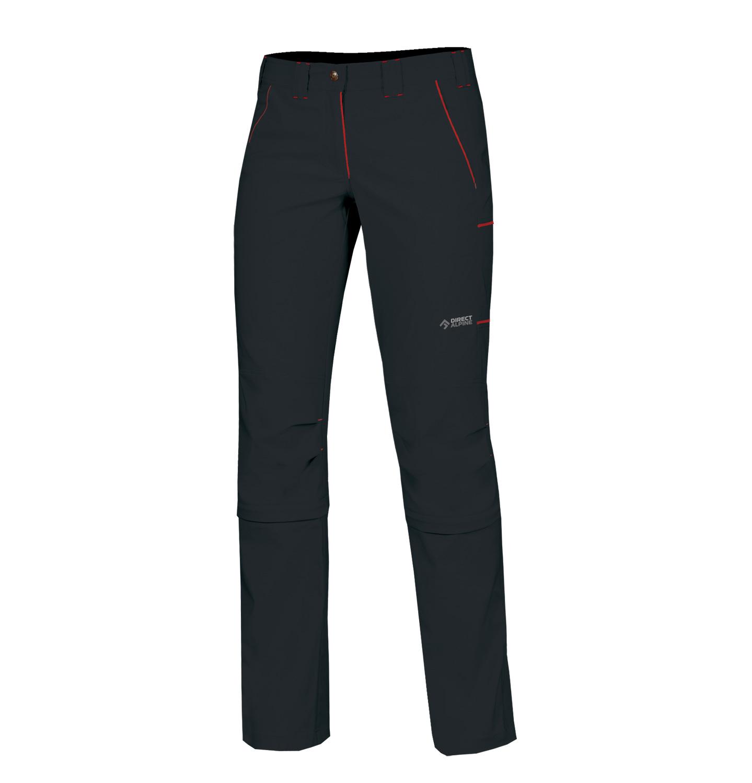 Direct Alpine kalhoty Sierra 5.0 Barva: černá, Velikost nebo typ: S