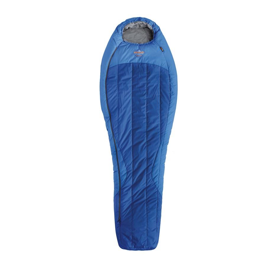 Pinguin spací pytel Spirit Barva: modrý 185cm - zip pravý