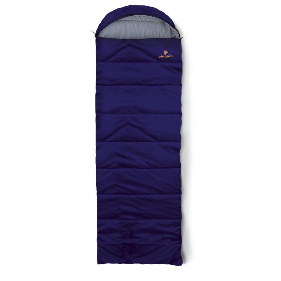Pinguin spací pytel Safari Barva: Modrá, Zip: pravý, Velikost (cm): 195