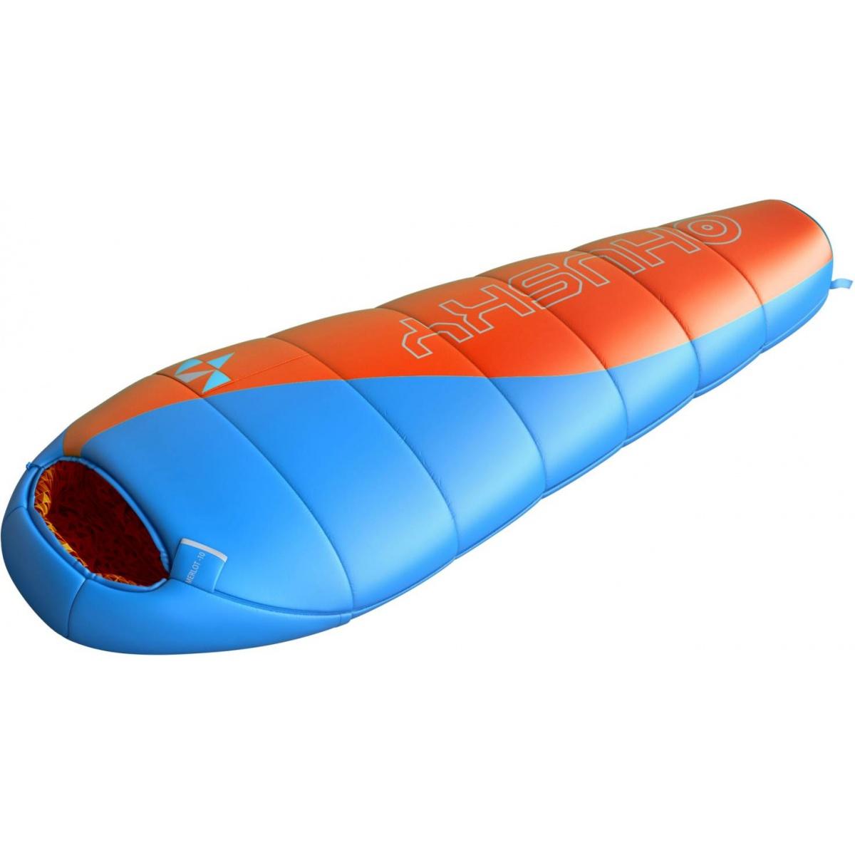Husky spací pytel Kids Merlot Barva: Oranžová
