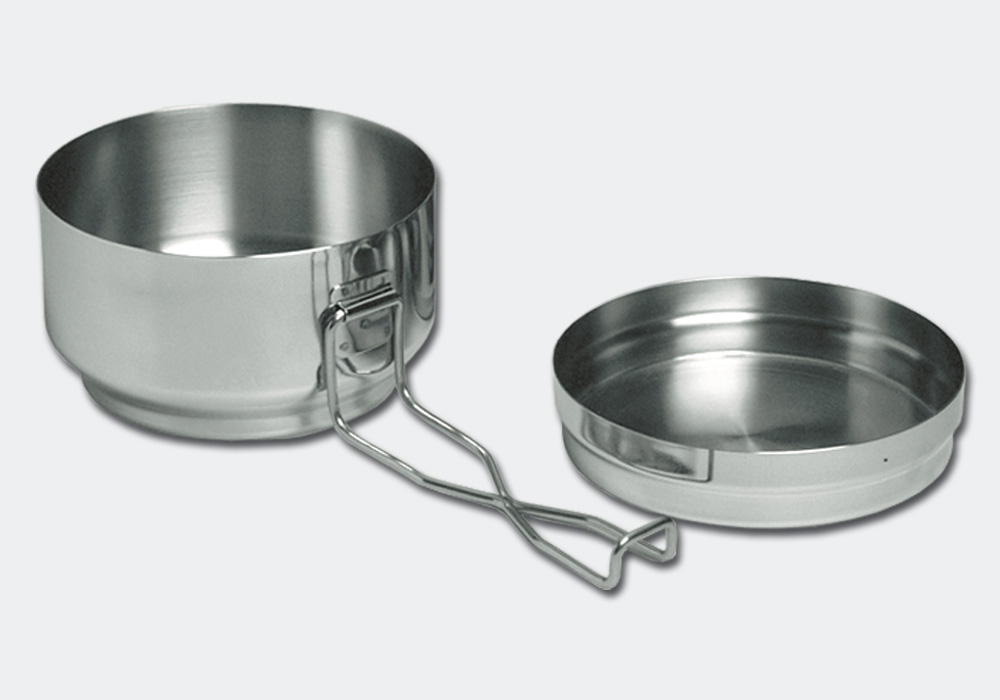 ALB forming nerezové nádobí dvoudílné (ešus)
