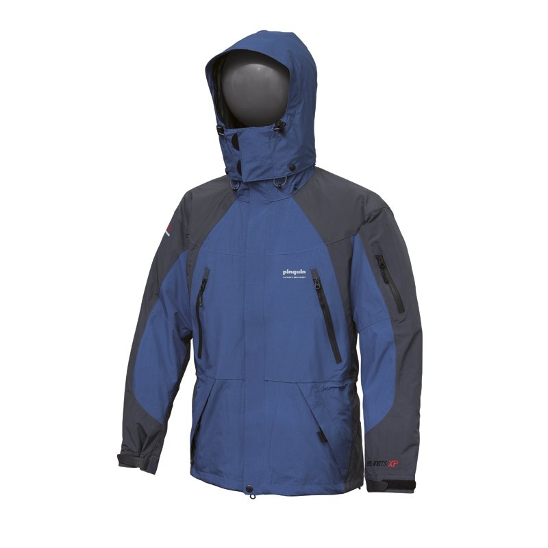 Pinguin bunda Parker Barva: modrá (starý model, membrána Gelanots XP), Velikost nebo typ: L