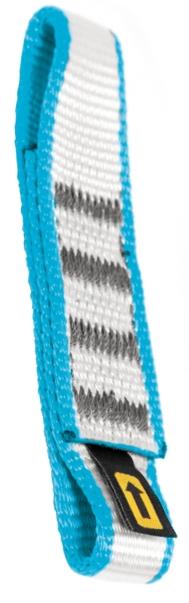 Singing Rock nylon expres smyčka 16/25 mm Barva: Modrá