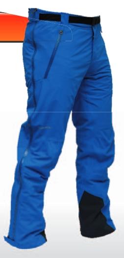 Pinguin kalhoty Alpin L (celorozepínací) Barva: Modrá, Velikost nebo typ: L