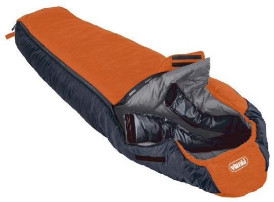Prima Classic spací pytel Tulák XP 185 Zip: pravý, Barva nebo Typ: oranžová