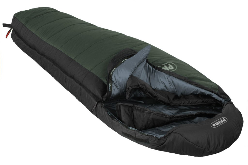 Prima Classic spací pytel Summer 220 Zip: levý, Barva nebo Typ: zelená