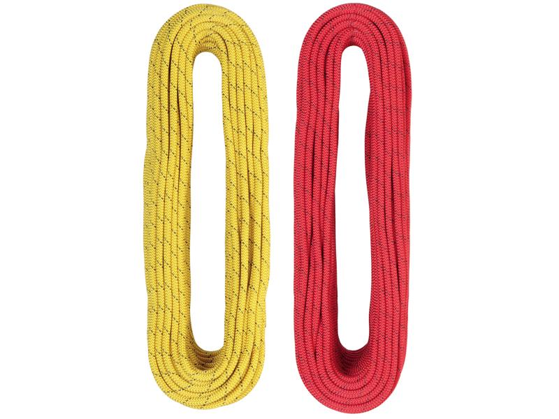 Singing Rock lano GEMINI 7,9 Barva: červená, Délka (m): 30, Impregnace: Impregnace opletu a jádra