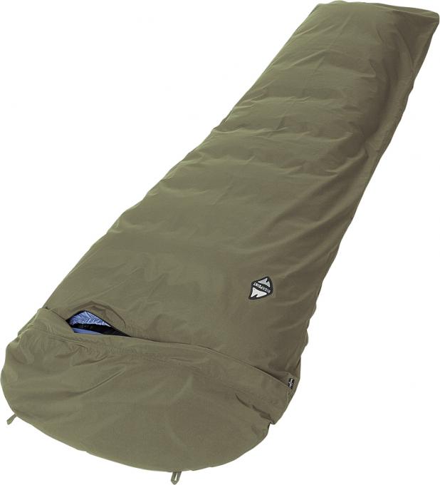 High Point bivakovací vak Dry Cover Barva: khaki