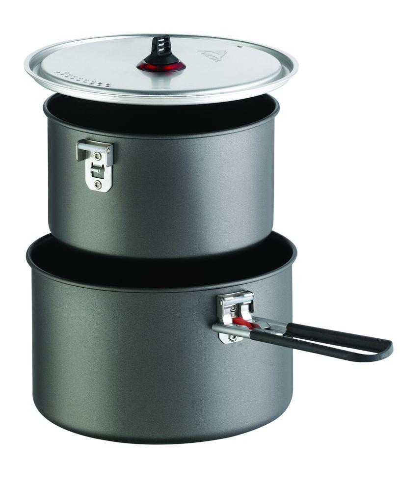 MSR nádobí Base 2 Pot Set