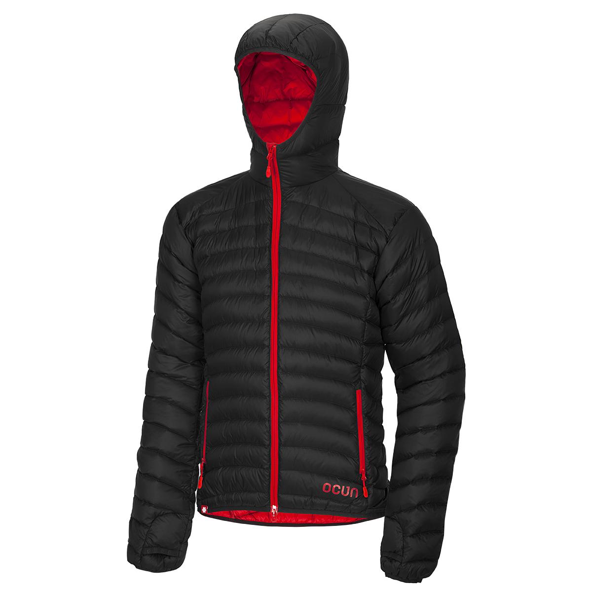 Ocún péřová bunda Tsunami Down Jacket Men Barva: černá, Velikost nebo typ: L