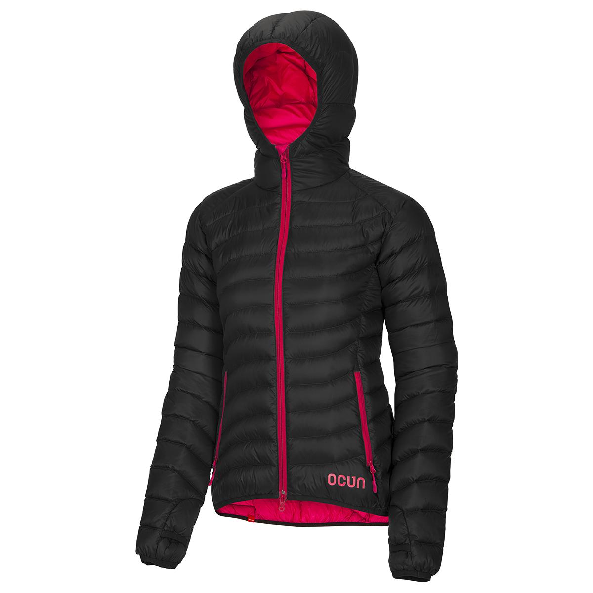 Ocún péřová bunda Tsunami Down Jacket Women Barva: černá, Velikost nebo typ: M