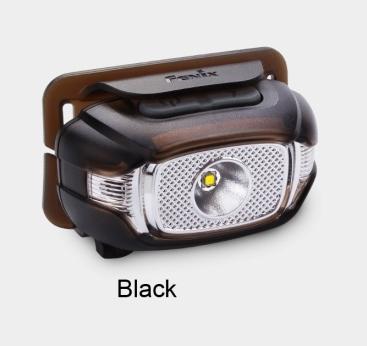 Fenix čelovka HL15 Barva: černá