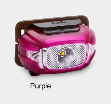 Fenix čelovka HL15 Barva: růžová