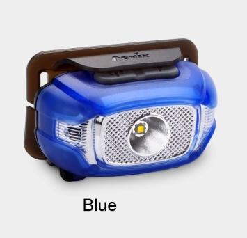 Fenix čelovka HL15 Barva: Modrá