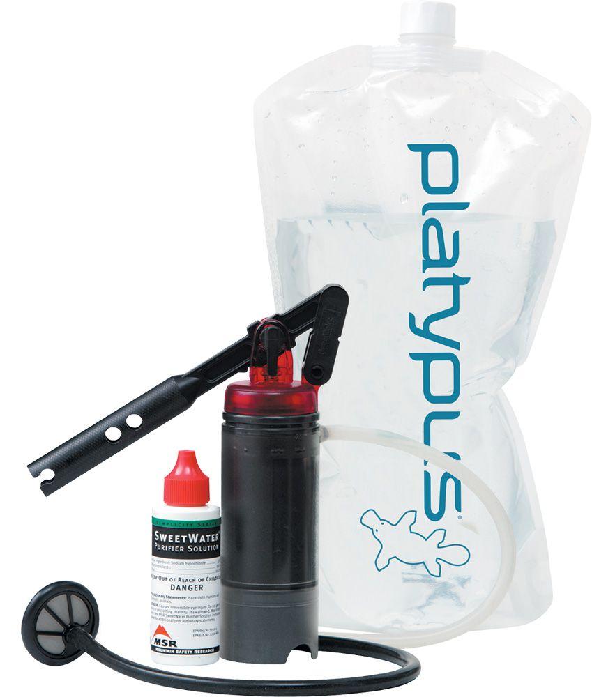 MSR vodní filtr set SweetWater Purifier System