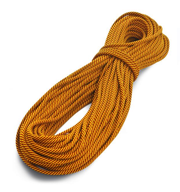 Tendon lano Master 7,8 Barva: červeno žlutá, Délka (m): 200, Impregnace: Impregnace opletu a jádra