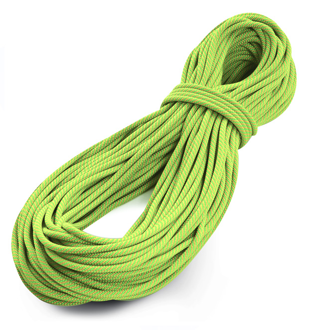 Tendon lano Master 7,8 Barva: zeleno žlutá, Délka (m): 200, Impregnace: Impregnace opletu a jádra