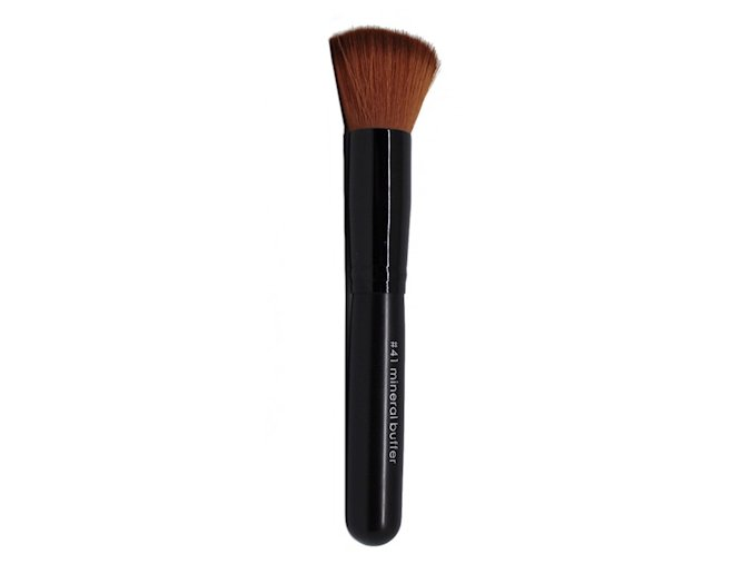 mineral buffer brush