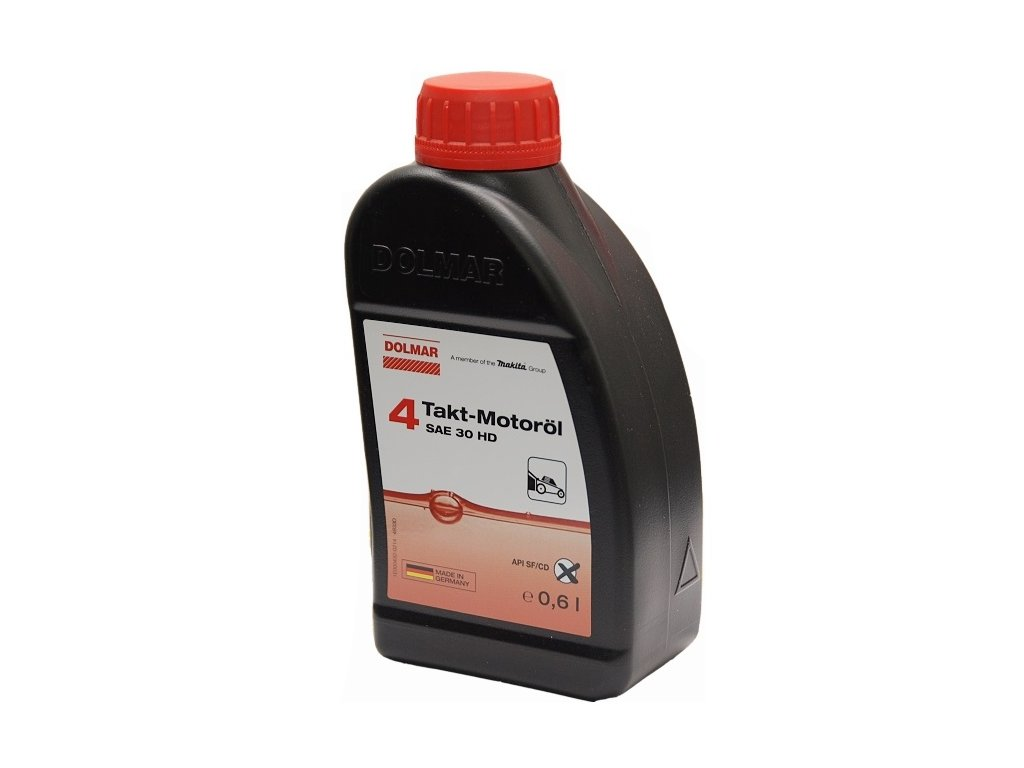 Olej motorový 0,6L Dolmar 4-takt 980008120