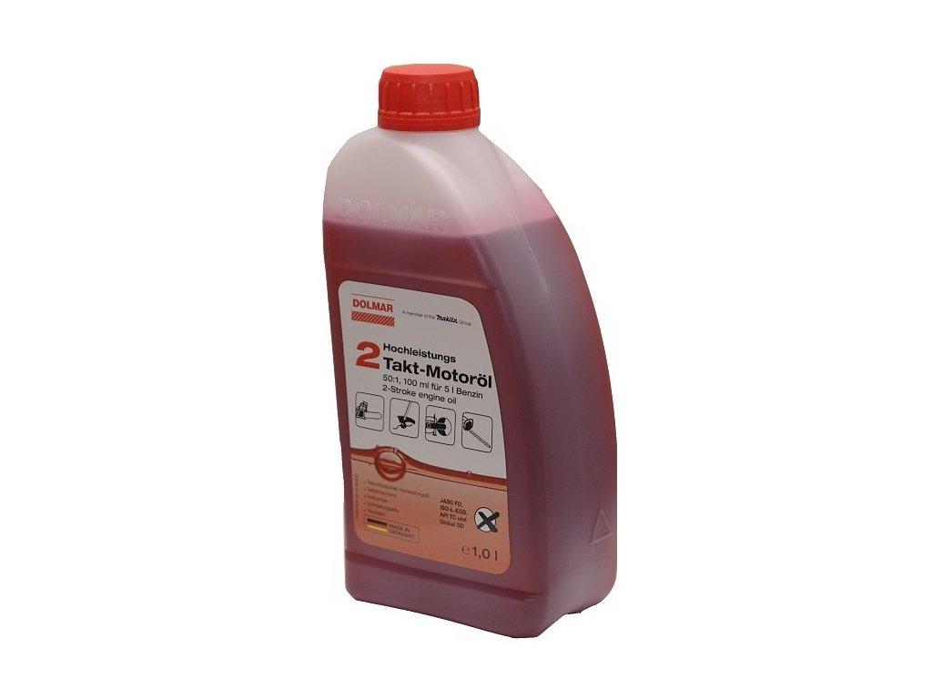 Olej motorový 1L Dolmar 2-takt 980008107