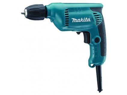 Makita6413 Vrtačka 1,5-10mm, rychlosklíčidlo, 450W