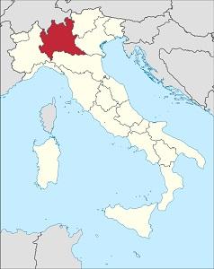 Vína z Lombardie
