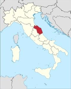 Vína z kraje Marche
